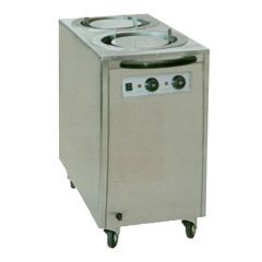 FRESH Electric Plate Warmer Cart DR-2
