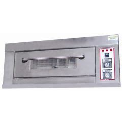 Golden Bull S/S Gas Oven 1 Layer 1 Dish (All digital temperature control) BYRFL-11 S/S