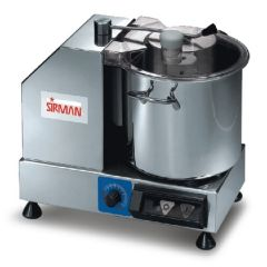 SIRMAN 9.4 L Bowl Cutter with Variable Speed C9 V.V.