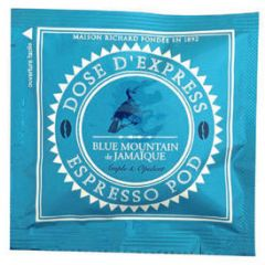 Cafes Richard Espresso Pods BLUE MOUNTAIN (Box of 25 pods)
