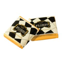 Cafes Richard Treats CHOCOLATE SQUARES - FLORIO