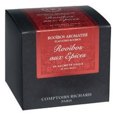 Cafes Richard Premium Red Tea SPICY ROOÏBOS