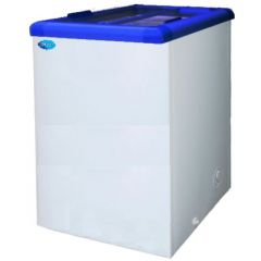 SNOW Chest Freezer (Flat Glass Slanting) 100L (550x570x830) LY100GT