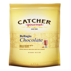 CATCHER Chocolate Powder - 1kg (6 bags)