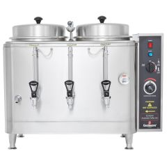 CECILWARE Twin 3 Gallon Automatic Coffee Urns CL100N