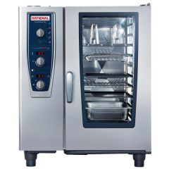 RATIONAL CombiMaster Electric Oven 10 Tray 1/1 GN (3NAC 415V) CM 101E