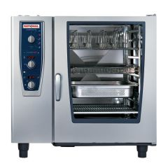 RATIONAL CombiMaster Electric Oven 10 Tray 2/1 GN (3NAC 415V) CM 102E