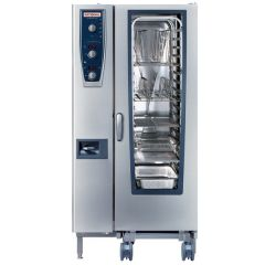 RATIONAL CombiMaster Electric Oven 20 Tray 1/1 GN (3NAC 415V) CM 201E