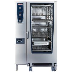 RATIONAL CombiMaster Electric Oven 20 Tray 2/1 GN (3NAC 415V) CM 202E