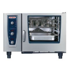 RATIONAL CombiMaster Electric Oven 6 Tray 2/1 GN (3NAC 415V) CM 62E