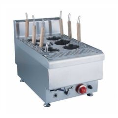 CN UNITED Counter Top Gas Pasta Cooker (17L) CN-GPC-4