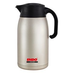 ENDO 1.5L Double Stainless Steel Handy Jug + Tea Strainer CX-2015