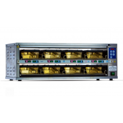 PRINCE CASTLE Dedicated Holding Cabinet DHB2SS-33CN