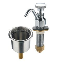 PRE-RINSE Dipperwell Faucet & Dipperwell Bowl Type 9840