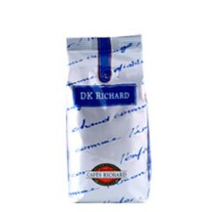 Cafes Richard Exclusive Blends DK RICHARD (Coffee Grind Decaffeinated) 250g