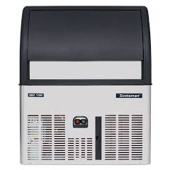 SCOTSMAN Self-Contained Cubers Ice Machine (Capacity 68kg) Aircooled NU150AS