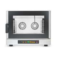 EKA Convection Oven With Humidity Control & Dual Support W/ Right Hinge Opening (4 Trays) EKF416DALUD