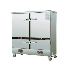 FRESH HEATING RICE STEAMING CART (ELECT)