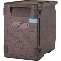 CAMBRO Gobox Front Loader To Transport GN Food Pans EPP400