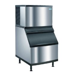 KOOLAIRE ES Series 460 Ice Cube Machine c/w Imported Ice Bin ES0462A-251Z+A550 (149-206 kg/ day)