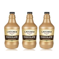 Catcher Sauce - Chocolate - 2L (3 bottles)