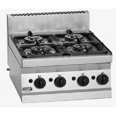 FAGOR Gas Range 4 Open Burner CG6-40