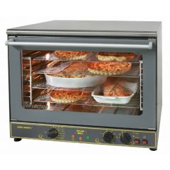 ROLLER GRILL Convection Oven with Steam Injection &Top Infrared Quartz Salamander FC-110EG