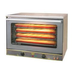 ROLLER GRILL Convection Oven with Steam Injection Function FC-110E