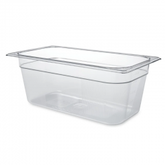 RUBBERMAID Cold Food Insert Pan 1/3 Size