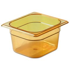 RUBBERMAID Hot Food Insert Pan 1/6 Size