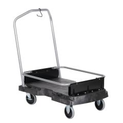RUBBERMAID Ice Cart FG9F5500BLA