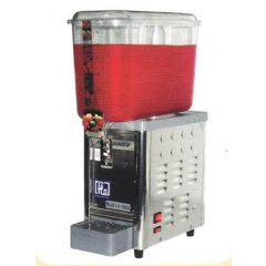 FLOMATIC Stirred System 1 Tank Juice Dispenser FLO-12-1-MIX