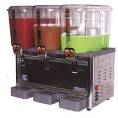 FLO Commercial Cold Drink Dispenser & Mix FLO-18-3-MIX