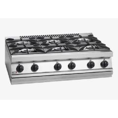 FAGOR Gas Range 6 Open Burner CG7-60H