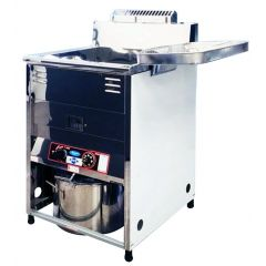 FRESH GAS FRYER (VERTICAL)