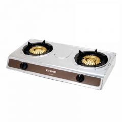 KHIND Cyclone Brass Burner Gas Cooker GC7122