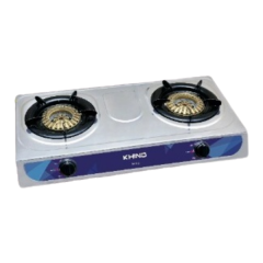 KHIND Cyclone Brass Burner Gas Cooker GC7125