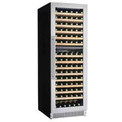 MODELUX DOUBLE ZONE WINE CHILLER GD180D