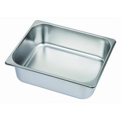 CC Stainless Steel Food Pan GN1/2(65mm)