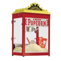 CRETORS 6oz Goldrush Antique Popper Popcorn Machine 6GAP