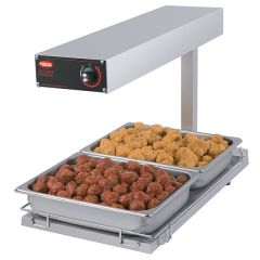 HATCO Glo-Ray Portable Food Warmer with Toggle Switch & Base Heat GRFFB