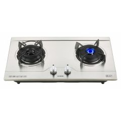 KHIND Built-in Stainless Steel Hob HB802S2