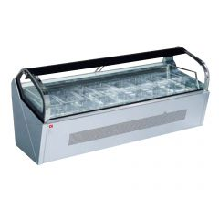 CN Table Top Ice Cream Showcase -160L CN-TICS1220