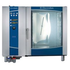 ELECTROLUX Combi Oven Electric air-o-steam Ovens - 10Tray GN2/1 grids 268203