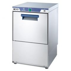 ELECTROLUX Small Single Skin Dishwasher & Glasswasher, 1 cycle, 30b/h