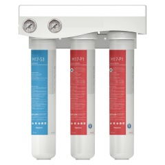 INTRIX 3-Stage Water Filter Set (Head + Sed + Carbon)