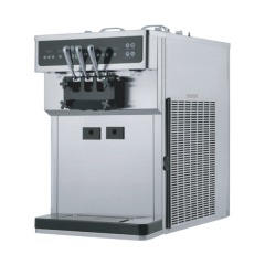 ICETRO Softserve Machine Double Flavour With Agitator IS-163TT