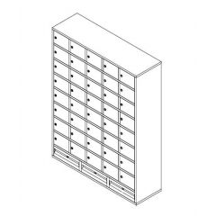 Stainless Steel Cleanroom Shoe Cabinet