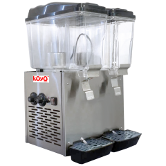 KOYO Dual Tank Juice Dispenser JD2CH