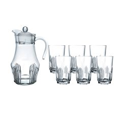 ARCOPAL Orient 7pc Water Set L4986